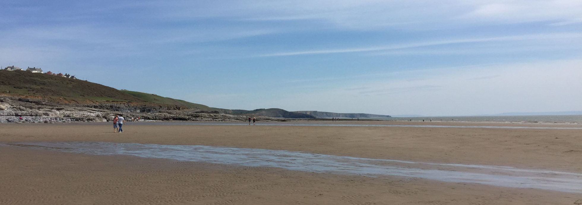 Ogmore Beach Glamping Vale of Glamorgan