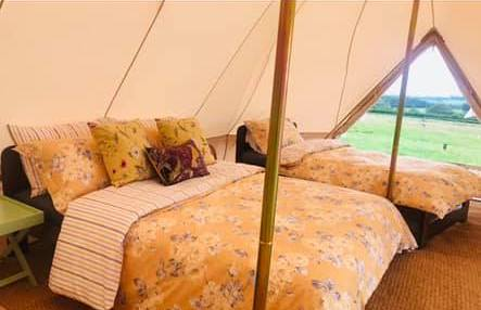 Glamping South Wales Trem-Y-Fro