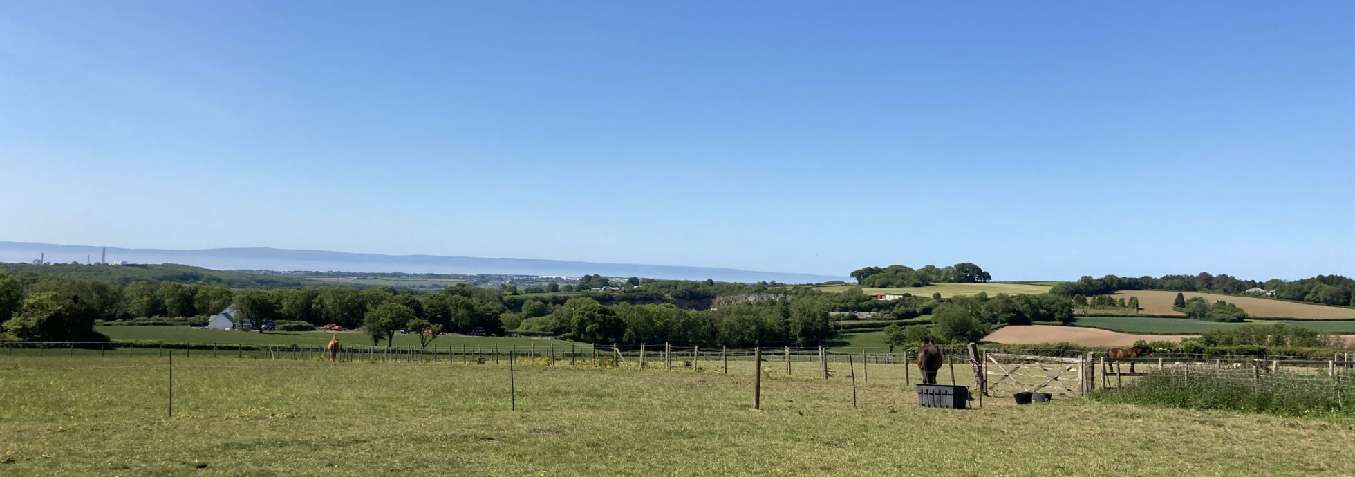 Glamping Trem-Y-Fro Vale of Glamorgan